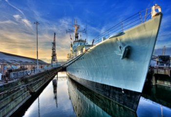 ONLINE Masters in Naval Architecture